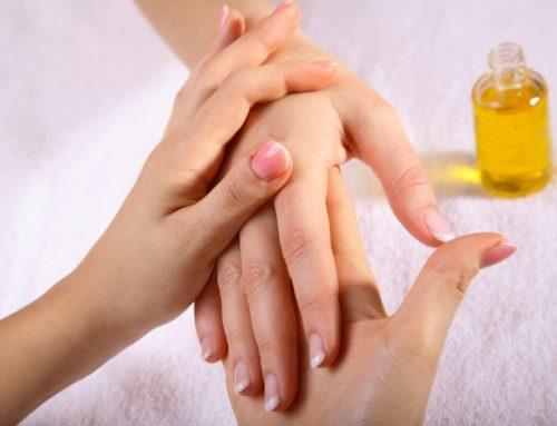 Traitement contre les mains sèches
